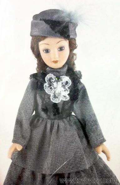 замысел, кукла Настасья Филипповна